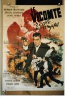"""Affiche Pliée """"Le Vicomte Règle Ses Comptes"""" Jean Yanne - 120x160 - TTB - - Posters"""
