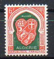 Algérie N° 353 Neuf ** (gomme Impeccable) - Cote (avec Plus-value De 20% Pour Neuf **) :  48€ - Nuevos