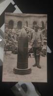 CPA - Musée De L'armée - Obus Allemand  De 380 - Material