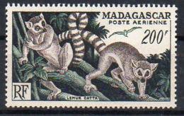 Madagascar Avion N° 77 Neuf ** (gomme Impeccable) - Cote (avec Plus-value De 20% Pour Neuf **) :  34,20€ - Madagascar (1889-1960)