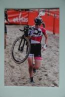 CYCLISME: CYCLISTE : MANON BAKER - Ciclismo