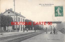52 - GUDMOND - LA GARE - Frankrijk