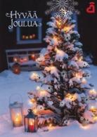 Postal Stationery - Birds - Bullfinches - Christmas Tree - Finnish Heart Association 2019 - Suomi Finland - Postage Paid - Finland