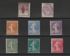 FRANCE - Lot Neuf * - MH - Cote: 47,10€ - Unused Stamps