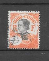 1922 - 23 : Centre Et Valeur En Rouge : N°103 Chez YT. (Voir Commentaires) - Indochine (1889-1945)
