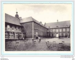 HOEPERTINGEN / Borgloon - Binnenhof St. Maria Instituut - Borgloon
