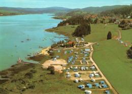 [25] Doubs > Non Classés Malbuisson Lac De Saint Point Le Camping Centre Nautique - Non Classés