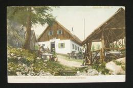 AK Schüsserlbrunn, Alpen-Gasthaus Zum Steir. - F. Barleithner - Altri