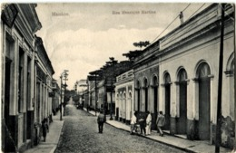 BRESIL Manaos Manaus Rua Henrique Martins - Manaus