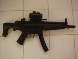 Fusil G.S.G. à Bille Pour Airsoft - Armes Neutralisées