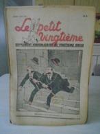 -HERGE - TINTIN - Le Petit Vingtième - N° 22 - 2 Juin 1938 - Bon Etat - QQ Petits Défauts - Hergé
