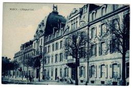 NANCY - L'Hôpital Civil - Nancy