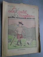 -HERGE - TINTIN - Le Petit Vingtième - N° 2 - 13 Janvier 1938 - Bon Etat - QQ Petits Défauts - Hergé