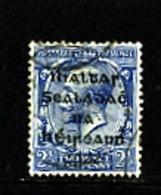 IRELAND/EIRE - 1922  2 1/2d OVERPRINTED DOLLARD  SG 4 FINE USED - 1922 Governo Provvisorio