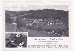 Val D'Ajol Foire Aux Andouilles - Autres Communes