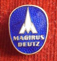 Car - Magirus Deutz Enamel Badge, Pin, Brooch - Pins