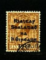 IRELAND/EIRE - 1922  5d OVERPRINTED DOLLARD  SG 7 FINE USED - 1922 Governo Provvisorio