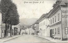 1905/15 - GRESTEN , Gute Zustand, 2 Scan - Scheibbs