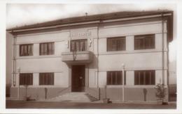 Asti - Isola D'Asti - Frazione Piano - Municipio - ( Fascismo ) Fp Nv - Asti