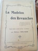 CHANSON PATRIOTIQUE 14 -18 / LA MADELON DES REVANCHES - Partitions Musicales Anciennes