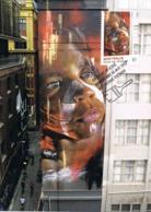 34422. Tarjeta Maxima MELBOURNE (Australia) 2017. Hosier Lane Melbourne, Arte Urbano - Cartoline Maximum