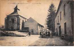 23.n°56875.saint Marc à Loubaud La Grande Rue - France