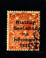 IRELAND/EIRE - 1922  2d (Die II) OVERPRINTED THOM  SG 13 FINE USED - 1922 Governo Provvisorio