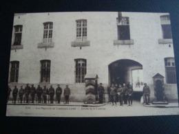 ATH 6me Régiment De Chasseurs à Pied Entrée De La Caserne (voir Description Complète) - Ath