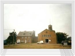BEFFE ..--   L ' Eglise Et  Le Presbytère . - Rendeux