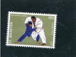 SAINT-MARTIN Maarten 2012 Y&T ??** - Judo