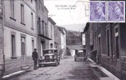 11 - Aude -  MAISONS  - La Grande Rue - Francia