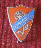 Car, Auto - Lucien ROSENGART, Ename Badge, Pin, Brosche, Anstecknadel - Scarce Badge - Pins