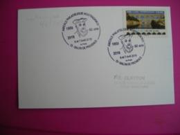 Amicale Philatélique Nostradamus, Salon De Provence - Poststempel (Briefe)