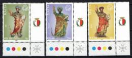 MALTA - 2008 - ANNIVERSARIO DELLA NASCITA DI SAN PAOLO - BIRTH OF ST. PAUL - 2000° ANNIVERSARIO - MNH - Malta