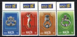 MALTA - 2008 - BATTACCHI ANTICHI - MNH - Malta
