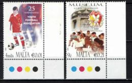MALTA - 2007 - ANNIVERSARI - MNH - Malta