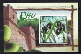 MALTA - 2007 - UN ALBERO PER TE - TREE FOR YOU - MINIATURE SHEET - MNH - Malta