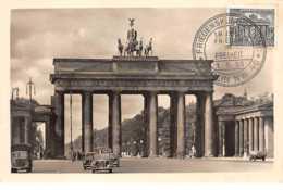 Allemagne.n°57787.berlin.brandenburger Tor.carte Maximum - Ohne Zuordnung
