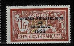 TP N° 182, Timbre Neuf Avec Charnière - France