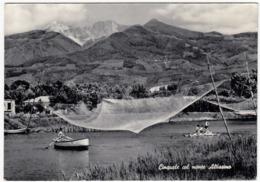 CINQUALE COL MONTE ALTISSIMO - MONTIGNOSO - MASSA CARRARA - 1967 - Massa