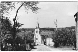 10 AUBE Rue De L'église à ARRELLES Cachet Hexago Tireté Avirey-Lingey - France