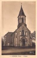 18 - AUBINGES : L'Eglise - CPA Village ( 375 Habitants ) - Cher ( Berry ) - Autres Communes