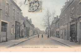 03 . N° 100009 . Dompierre Sur Besbre . Rue De L'artichaut - Francia