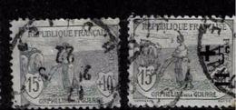 TP N° 150 Et 164, Timbres Oblitérés En 1922 - Oblitérés