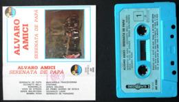 MC MUSICASSETTA ALVARO AMICI SERENATA DE PAPA' Etichetta ALPHARECORD AR 3086 - Audiokassetten
