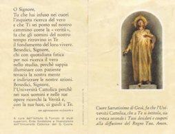 PIEGHEVOLE ISTITUTO G. TONIOLO DI STUDI SUPOERIORI ENTE FONDATORE UNIVERSITA CATTOLICA SACRO CUORE PISA - Religion & Esotérisme