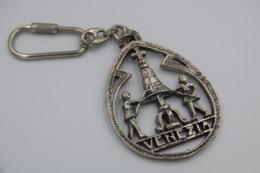 Vintage KEYCHAIN : TOURIST VENEZIA  -  RaRe - 1980's - Porte-cles - Porte-clefs
