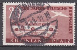 Bo_ All. Besetzung Rheinland-Pfalz - Mi.Nr. 50  - Gestempelt - Französische Zone