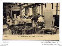 92 Manufacture De Sevres - Atelier De Grand Coulage (animée) - Sevres