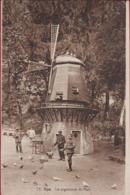 Spa Le Pigeonnier Du Parc Windmolen Windmill Moulin A Vent Pigeon Loft Palomar Paloma Taubenschlag Piccionaia - Spa